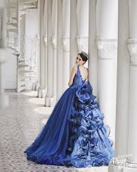 gown design timeless royal blue gown from z wedding design featuring dreamy