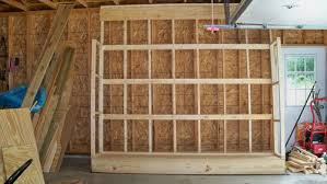Wooden Storage Rack Plans by Wood Storage Design For A Garage Shop By Mtnjak Lumberjocks