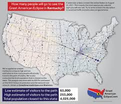 Ky Time Zone Map by Kentucky Eclipse U2014 Total Solar Eclipse Of Aug 21 2017