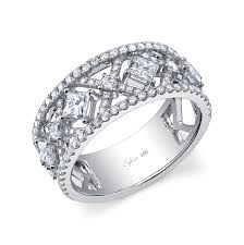 wedding diamond wedding rings white diamond wedding band white gold diamond