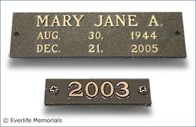 cheap grave markers ordering a bronze date of scroll for a bronze grave marker