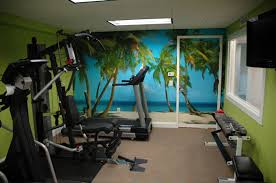 Fitness Gym Design Ideas Beach Home Fitness Gym Decor Ideas Home Gym Decorating Ideas