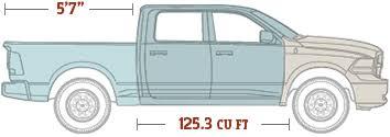 dodge ram crew cab bed size 2017 ram 1200 light duty diesel truck