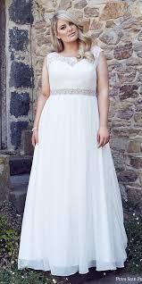 wedding dresses for plus size brides 100 gorgeous plus size wedding dresses hi miss puff