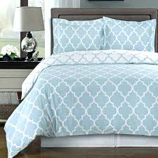 light blue quilts blooming magnolia quilt duvet cover king
