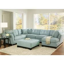 Baby Blue Leather Sofa Light Blue Leather Tloishappening