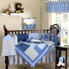 Denim Crib Bedding Cowboy Baby Crib Bedding Denim Nights Designer Quilted Denim