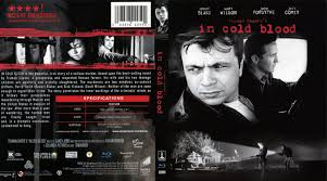 in cold blood dvd covers and labels