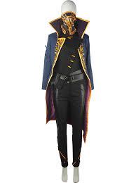 Corvo Costume Halloween Dishonored 2 Emily Kaldwin Cosplay Costume Halloween Costume