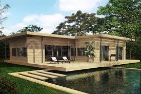 interieur maison bois contemporaine maisons en bois contemporaines