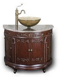 Bathroom Vanity JSG Oceana USA Glass Manufacturer - Bathroom vanity furniture