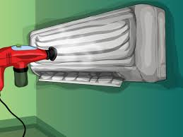 3 ways to clean an air conditioner wikihow