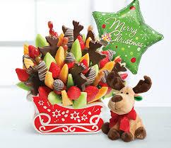 christmas fruit arrangements last minute gifts check edible news
