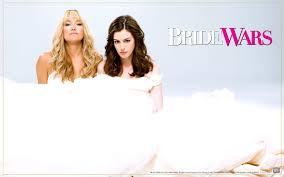 bride wars wedding dress wedding week