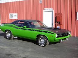 1970 dodge charger green lime green hemi orange
