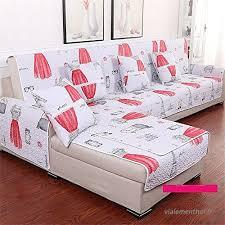 tissu housse canapé romantique élégant luxe personnalité créatif contemporain haut grade