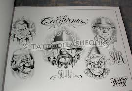 tattooflashbooks com miki vialetto lowrider tattoo flash