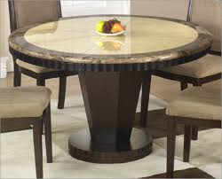 Circle Dining Table Marble Top Circle Dining Table White Marble Top Dining