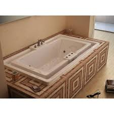 atlantis 4678 infinity endless flow jetted spa bathtub the