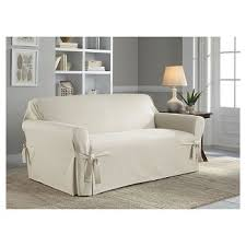 Sofa Loveseat Covers by Loveseat Slipcovers Slipcovers U0026 Futon Covers Target