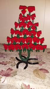 horseshoe christmas tree chuck s crafts