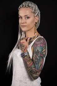 sylwia butkiewicz photos photos the london international tattoo
