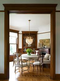 makeovers and cool decoration for modern homes dining room