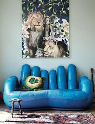 Interior Design Writer A Colorful Guide To Bohemian Chic Decorating Electric Blue Teal