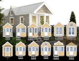 all twelve of these tiny house plans are designed with the same