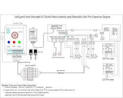 ac motor wiring diagram single phase motor reversing diagram