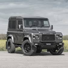 range rover defender pickup home twisted automotive