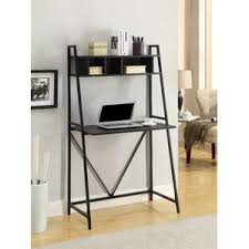 Tall Computer Desk With Shelves Desks You U0027ll Love Wayfair