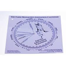 Sheep Gestation Table Gestation Calendar Mares