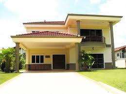 two story bungalow simple nice double story part two house designs architecture