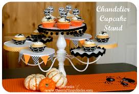 chandelier cupcake stand chandelier cupcake stand trash to treasure the crafting