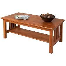 mission style coffee table light oak target mission coffee table peekapp co