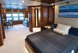 Yacht Bedroom by Balista Yacht Luxury Cantieri Di Pisa Motor Yacht For Charter