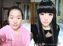 makeup do you think they undergone plastic surgeries image chinese