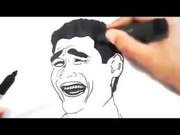 Meme Ming - how to draw meme yao ming desenhando meme 2 yaoming youtube