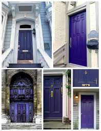 Color House by Purple Color House Home Design Ideas