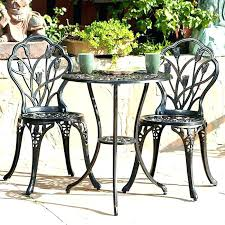Patio Table And Chairs Set Small Table 2 Chairs Aciarreview Info
