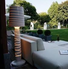 Outdoor Floor Lamps Outdoor Floor Lamps For Porches Innovation Pixelmari Within