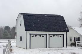 Steel Garage With Apartment Buy A 2 Story 2 Car Garage Free Plans With Purchase