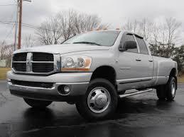 dodge ram 3500 cummins diesel dually 2006 dodge ram 3500 slt 4x4 cummins diesel dually sold