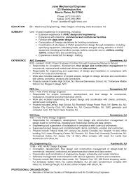 Sle Resume For Mechanical Engineer Professional Entry Level Software Engineer Templates To Showcase