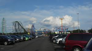Six Flags X2 Six Flags Great Adventure Has One Of The Best Skylines Of Any Park