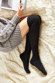outfitters ribbed cuff the knee sock where to buy