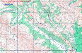 Canadian Rockies Map Willmore Wilderness Park Hiking