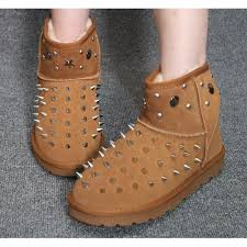 womens studded boots size 11 14 best winter boots images on winter boots