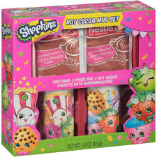 hot cocoa gift set assorted baby s easter basket 5 pc character will vary